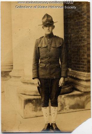 Robert Jordan, ca. 1915