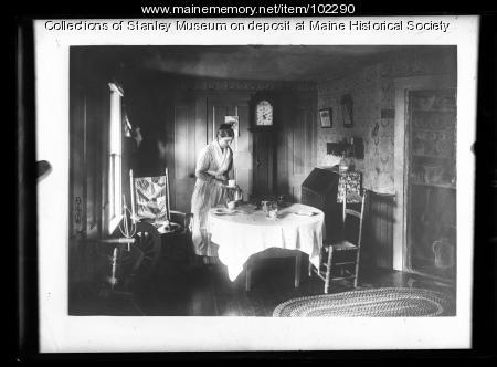 """""""Looming #1,"""" ca. 1910"""