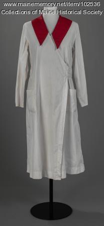 American Red Cross washable uniform , ca. 1917