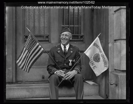 American Legion Legionnaire, ca. 1930