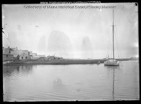 Scituate harbor, ca. 1910