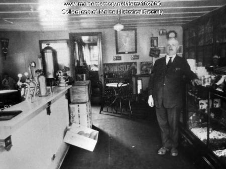 Thomas Economy, Rockland, ca. 1935