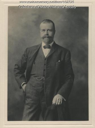 John Calvin Stevens, Portland, ca. 1910