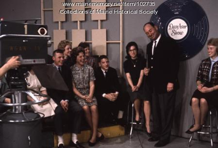 Dave Astor and Deering High School Students, Portland, 1962