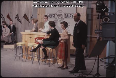 Dave Astor Show outtake, Portland, 1962