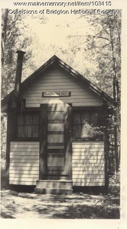13 Sweden Road, Bridgton, ca. 1938