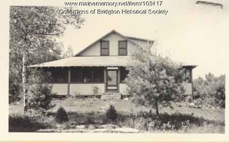 15 Sweden Road, Bridgton, ca. 1938