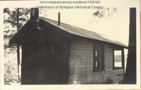19 Sweden Road, Bridgton, ca. 1938