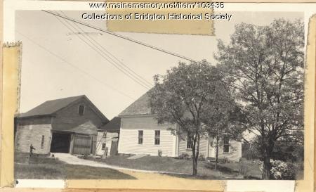 1290 South High Street, Bridgton, ca. 1938