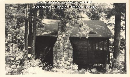 4 Sweden Road, Bridgton, ca. 1938
