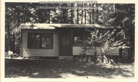 6 Sweden Road, Bridgton, ca. 1938
