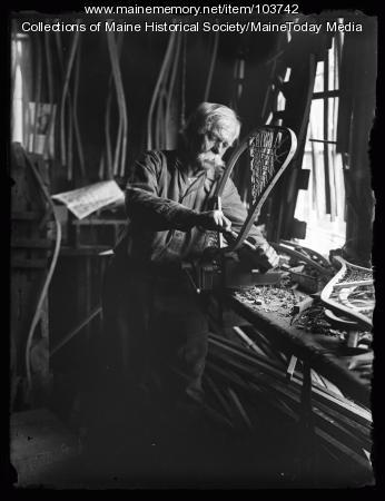 Alanson Mellie Dunham, Norway, 1925