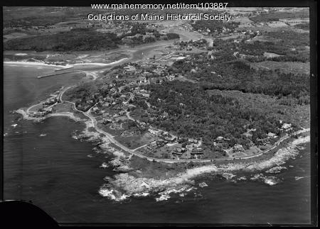 Cape Arundel, Kennebunkport, ca. 1930