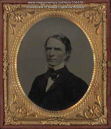 William Pitt Fessenden, ca. 1860