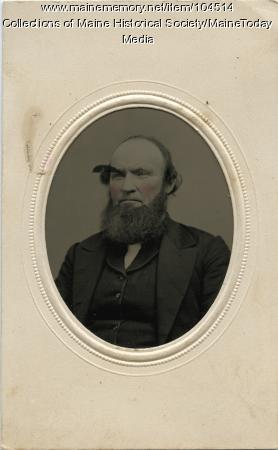 Captain William Blanchard, Richmond, ca. 1855