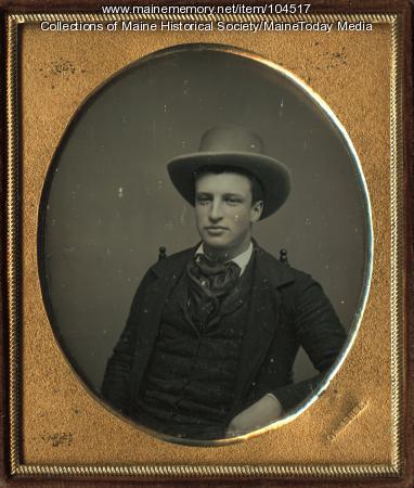 Augustus Fox, ca. 1855