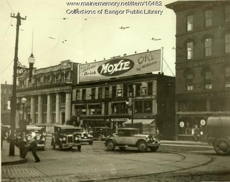Hammond Street, Bangor, ca. 1931