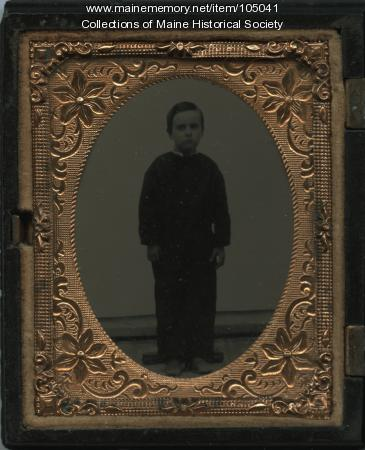 William Allen Love, ca. 1861