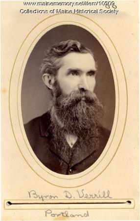 Byron D. Verrill, Maine State Legislature, 1880