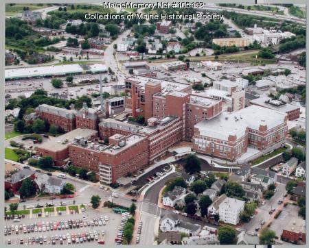 Maine Medical Center, Portland, 2008