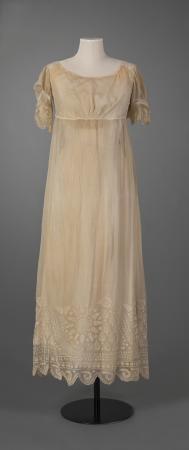 Madam de St. Felix ball dress, ca. 1820