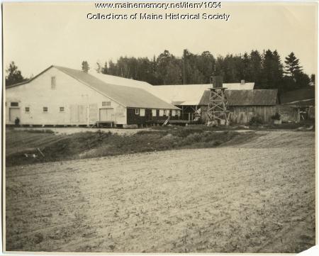 Jewett Corn Shop, 1925