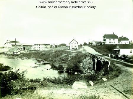 Vassalboro Manufacturing, Enfield, 1899