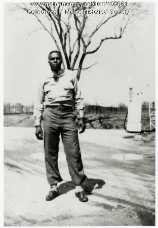 James Marshall, North Yarmouth, 1942