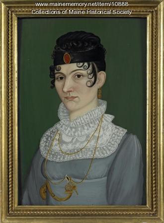 Rebecca McCobb, Phippsburg, 1818
