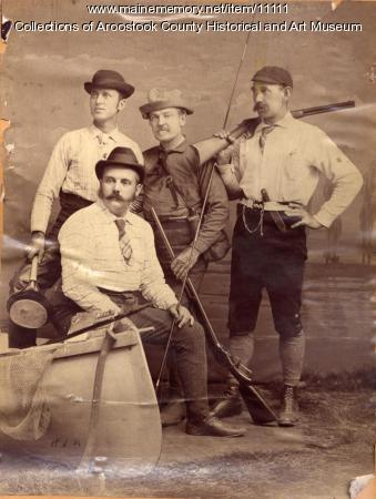 Celebrated Bums, Houlton, c. 1890