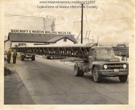 Bancroft & Martin Rolling Mills Co., 1952