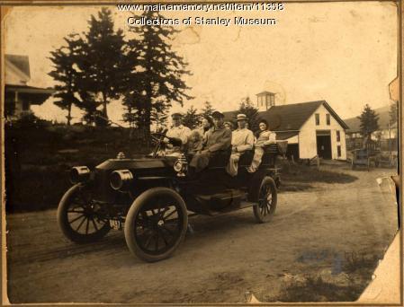 Stanley Mountain Wagon, Eustis, 1911