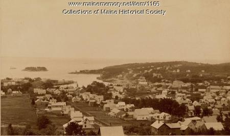 Camden scenery, ca. 1906