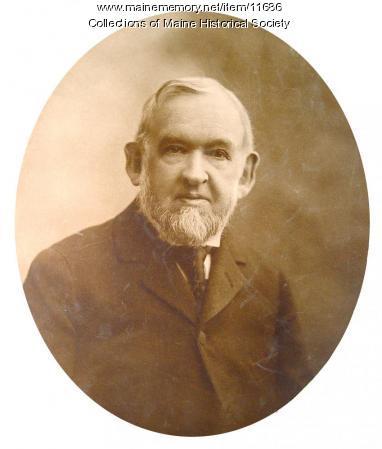 Joseph Williamson, Belfast, ca. 1900