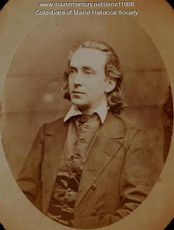 Reverend Henry D. Moore, Portland, 1857