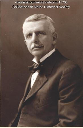 Nathan Goold, Portland, 1912
