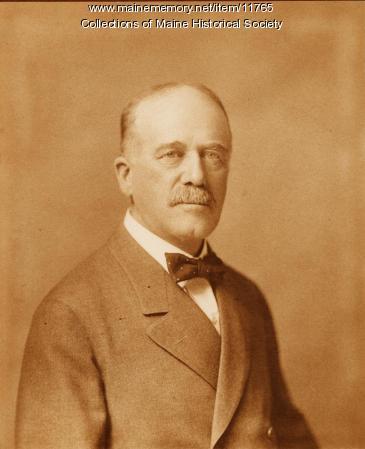 Fritz H. Jordan, 1909
