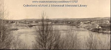 Van Buren to Saint Leonard Bridge