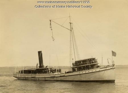 William B. Murray, The Portland Company, ca. 1912