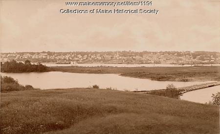 Belfast view, ca. 1900