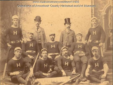 Houlton baseball club team