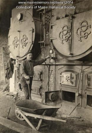 Portland Company boilers, 1906