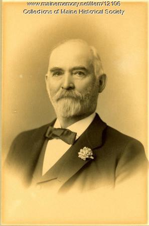 Weston F. Milliken, Portland