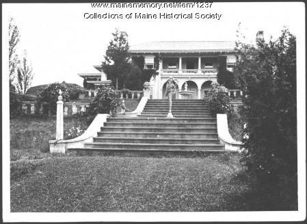 Ethelbert Nevin estate, Blue Hill