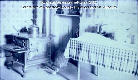 Home kitchen - 1914