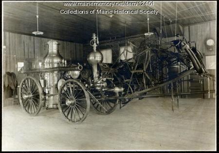 Cumberland No. 3 Fire Engine, Portland, 1903