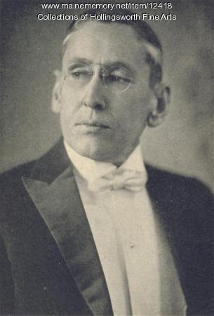 George McMillan, Rome, 1933