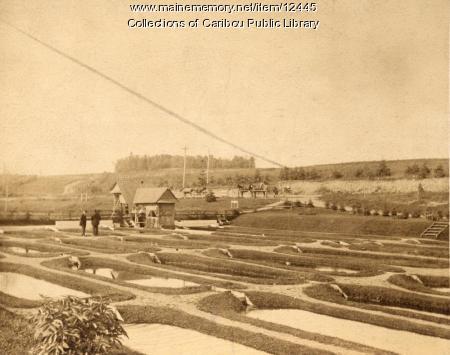 Old Fish Hatchery, Caribou, 1895