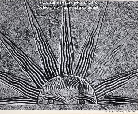 Headstone of Joshua Allen, Portland, 1805