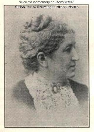 Rebecca Clarke (Sophie May), ca. 1880